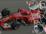 Tech Talk: Ferrari's revised cooling inlets