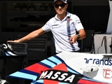 Massa to run tweaked Williams/Martini livery