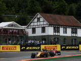 Belgian GP: Practice notes - Renault