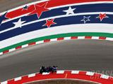 F1 United States Grand Prix - FP1 Results