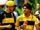 Video: Renault's Castrol EDGE blending challenge