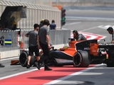 Further trouble for Honda in Bahrain test