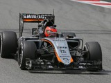 Ocon content with Force India outing