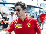 "Leclerc admits to ""adapting"" his driving style"