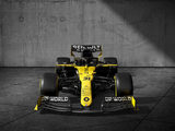 Renault reveals 2020 race livery, signs DP World as title partner