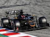 Magnussen leads morning of second Spain F1 test day