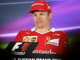 Raikkonen 'quickly agreed' new Ferrari deal