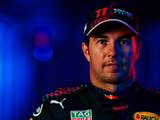 Perez sees 'potential' after first RB16B run