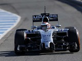 Magnussen: debut not balls to the wall