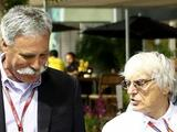 Chase Carey says Bernie Ecclestone exit means Formula 1 can be run differently