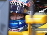 Palmer 'going great guns' before gearbox issue