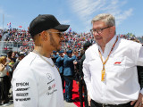 F1 world champion Hamilton's off-track exploits taught Brawn lesson