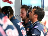 Red Bull drivers get combined 40 place drop