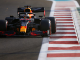 Verstappen hails 'lucky lap' pole to end season of frustration