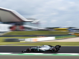 Bottas ends Hamilton's pole streak at Silverstone