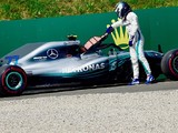 Bottas takes precautionary fresh Mercedes F1 engine for Silverstone