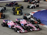Singapore Grand Prix - Radio Ga Ga: 'He really wants me to crash?'