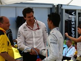 Wolff happy to bolster F1 talent pool