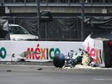 Valtteri Bottas checked, released after 17G qualifying crash