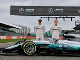 F1 2017: Mercedes formally launches its W08 for Hamilton and Bottas
