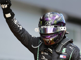 Hamilton explains why he performed the Black Power salute
