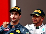 Ricciardo: I would like to go against Hamilton