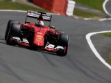 Vettel happy after stop nets podium return