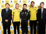 Sun Yue Yang joins Renault Sport Academy