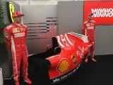 Ferrari unveils new Formula 1 livery ahead of Japanese GP