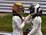 Bottas won't be 'number two' to Hamilton