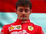 Leclerc a fitting winner at sombre Spa