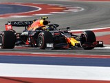 Perez fastest at US Grand Prix as F1 title rivals miss out