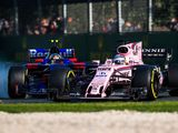 Sergio Perez: Force India slower than Toro Rosso and Haas