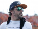 Alonso discusses potential NASCAR future