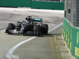 Mercedes Left Disappointed after Missing Out on Pole Position in Singapore