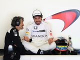 Alonso: Q3 is step in the right direction