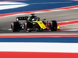Ricciardo prefers COTA bumps to 'video game' F1 tracks