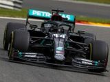 Hamilton Secures Pole For Belgian GP