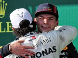 Verstappen: Hamilton hasn't had the strongest team-mates