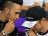 Hamilton 'one of the quickest drivers ever' - Button