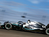 Hamilton floored by headaches caused by COTA bumps