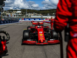 Vettel DNF 'karma' for Ferrari team orders - Villeneuve