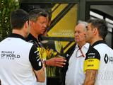 Renault F1 team imposes work from home policy on staff