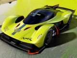 Aston Martin reveals track only Valkyrie