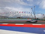 Lewis Hamilton heads Mercedes 1-2 in Russian GP FP2