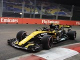 Abiteboul 'Satisfied' with Double Points Finish for Renault in Singapore