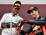 Ricciardo wants to 'get one back on the English'