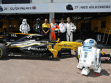 The force isn't with Hulkenberg