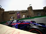 "Toro Rosso's Franz Tost: ""We knew Baku would have been a difficult race for us"""