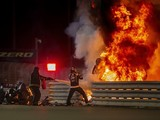 "Todt: F1 needs to quickly understand ""scary"" fiery Grosjean crash"